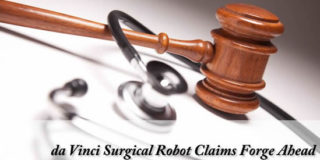 davinci surgery lawsuit