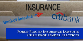 Force-Placed Flood Insurance Lawsuits
