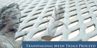 Transvaginal Mesh Lawsuits