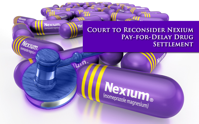 Pay for Delay Nexium Lawsuit