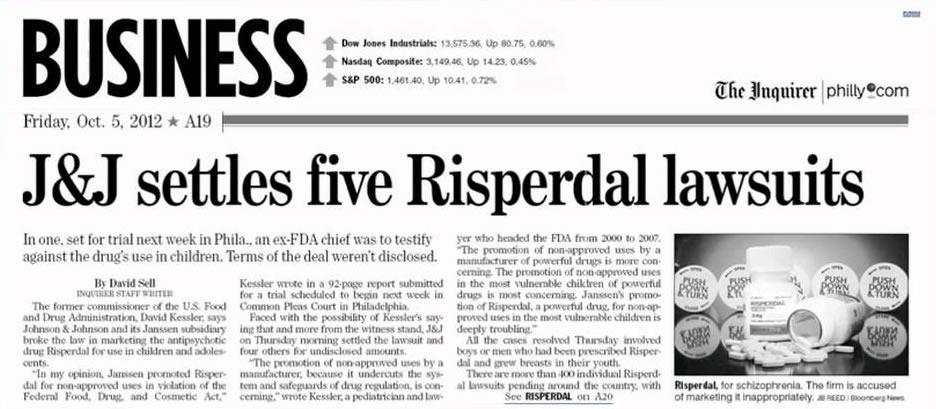 Risperdal Lawyers