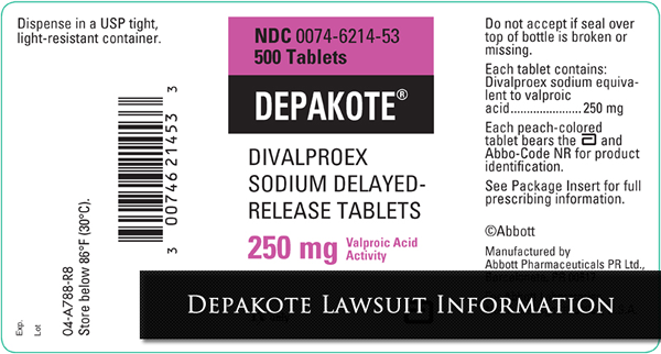 Depakote Lawsuit