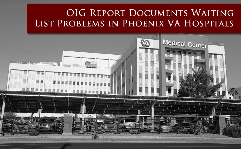 VA Hospital Delays Documented in OIG Report