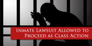 Prison Class Action Lawsuit