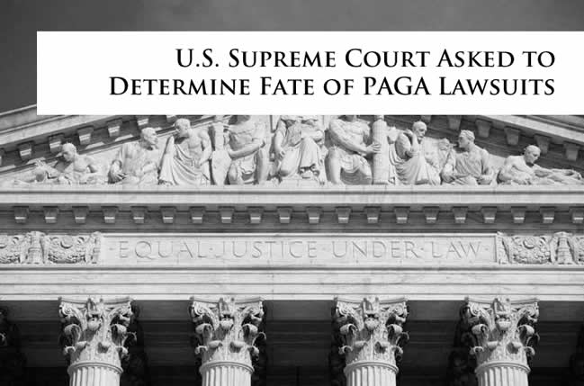 PAGA Lawsuits and Arbitration Clauses