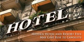 Hotel Add On Fees