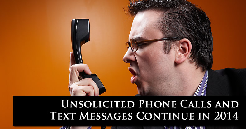 Unsolicited Phone Call Lawsuits