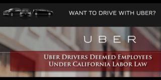 Uber Driver Lawsuit