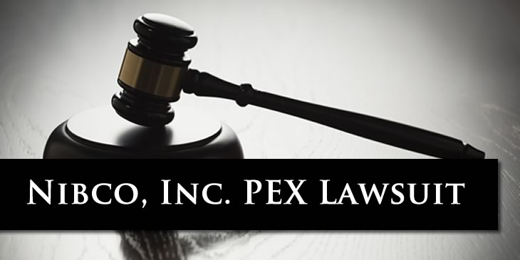 Nibco PEX Lawsuit