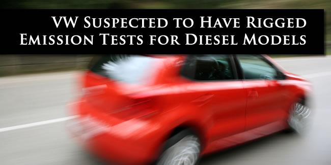 VW Emissions Lawsuit