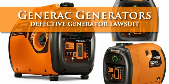 General Generator Lawsuit