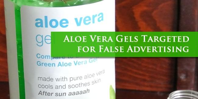 Aloe Vera Lawsuit
