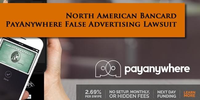 PayAnywhere Lawsuit