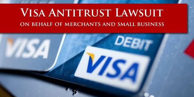 Visa Antitrust Lawsuit