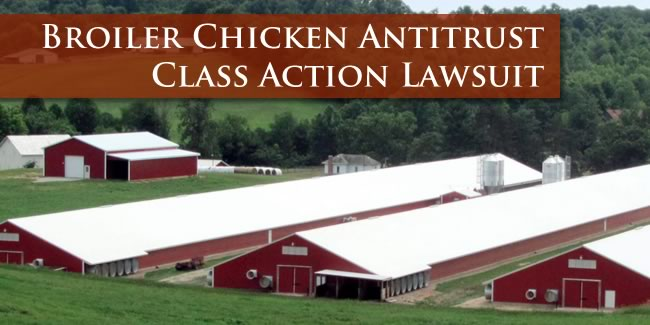 Broiler Chicken Lawsuit