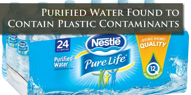 Purified Water Lawsuit