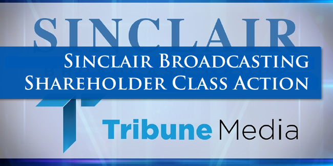 Sinclair Shareholder Lawsuit