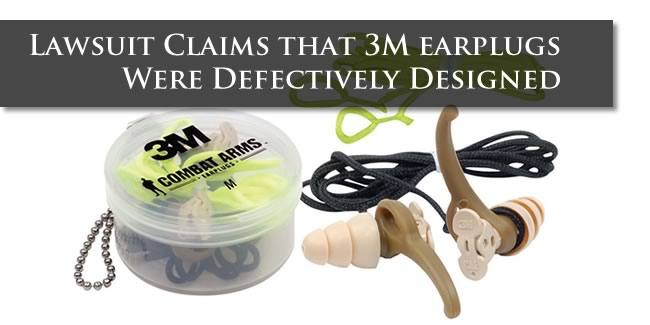 3m Earplug Lawsuit