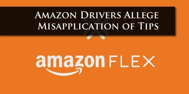 Amazon Driver Lawsuit