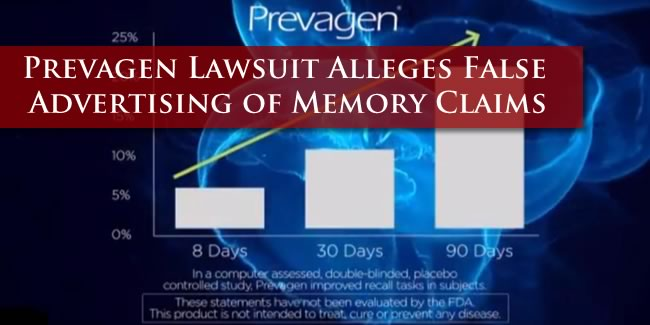 Prevagen Lawsuit