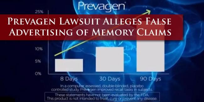 Prevagen Lawsuit