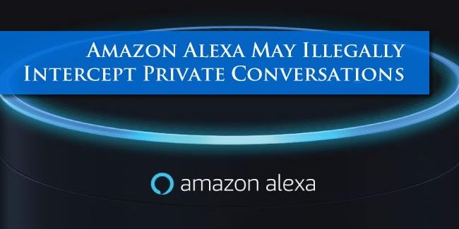 Amazon Alexa Privacy Lawsuit