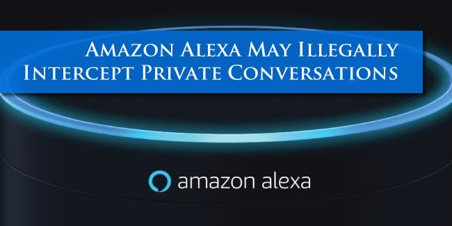 Amazon Alexa Privacy Lawsuit