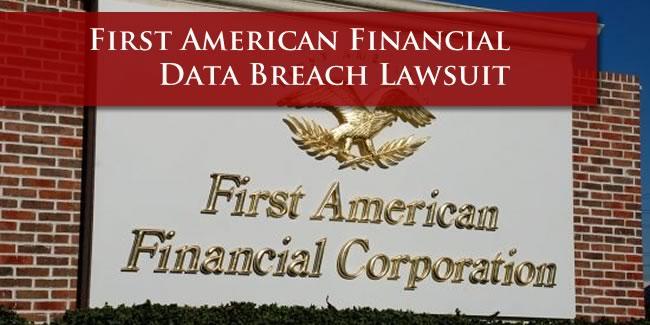 First American Data Breach Class Action