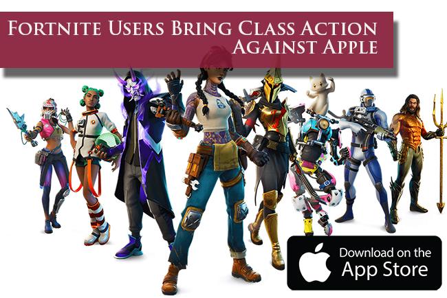 Fortnite User Class Action