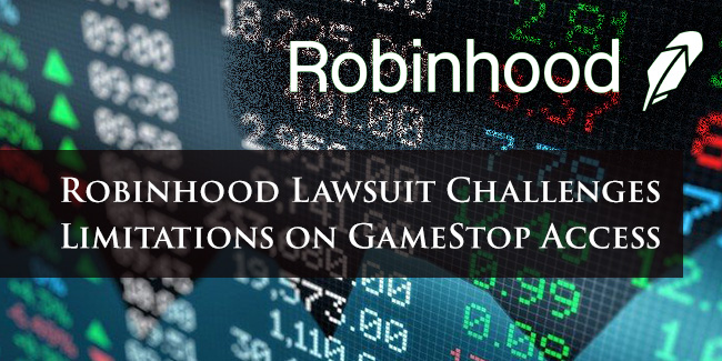 Robinhood Lawsuit