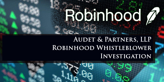 Robinhood Whistleblower