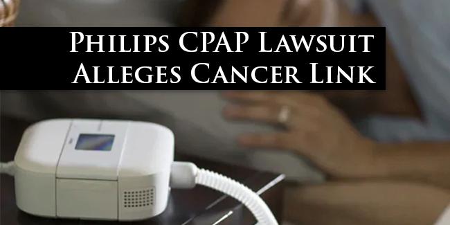 Philips CPAP Lawsuit