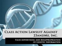 23andMe, Inc. Class Action Lawsuit