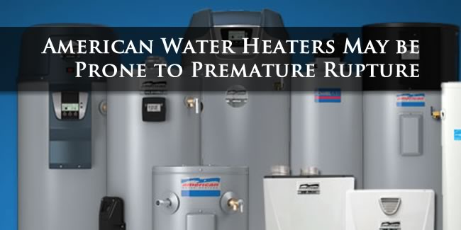 American Water Heater Lawsuit