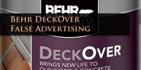 Behr DeckOver Lawsuit