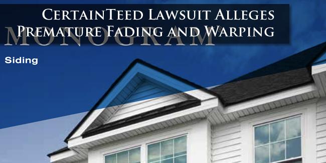 certainteed lawsuit