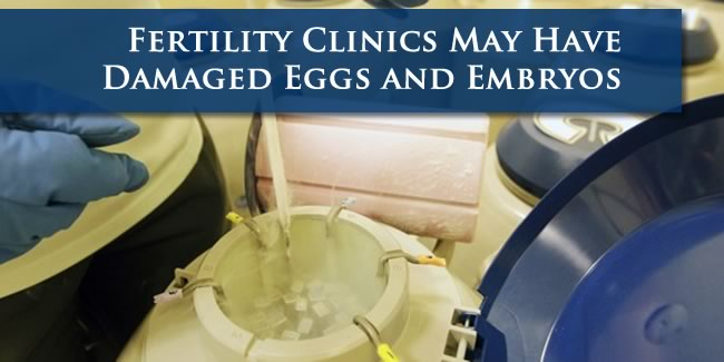 fertility clinic lawsuits