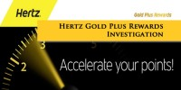 Hertz Gold Plus Rewards Lawsuit Investigation