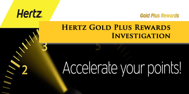 Hertz Gold Plus Lawsuit