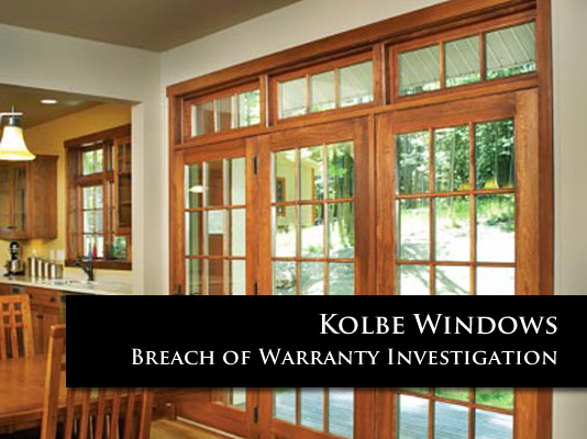kolbe-windows-breach-of-warranty-lawsuit