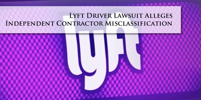 Lyft Driver Lawsuit