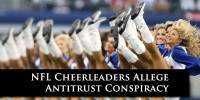 NFL Cheerleader Antitrust Lawsuit Investigation