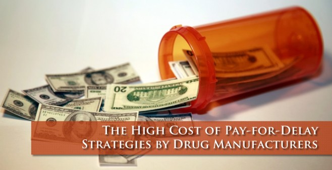 Pay for Delay Drug Costs