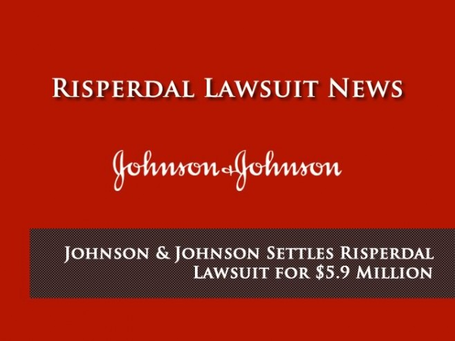 Risperdal Lawsuits