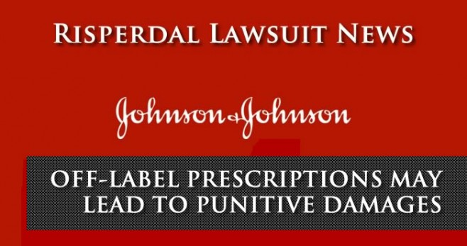 Risperdal Punitive Damages