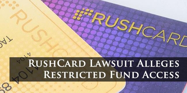 Rushcard Lawsuit