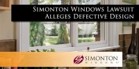 Simonton Lawsuit Alleges Substandard Windows