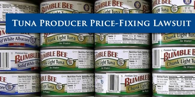 Tuna Price-Fixing Lawsuit