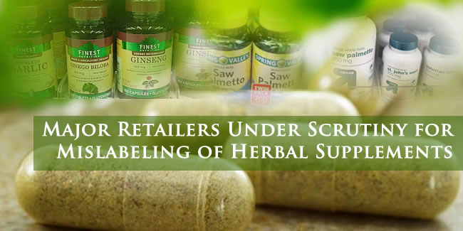 Herbal Supplement Lawsuit