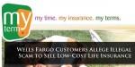 Wells Fargo Insurance Scam Investigation